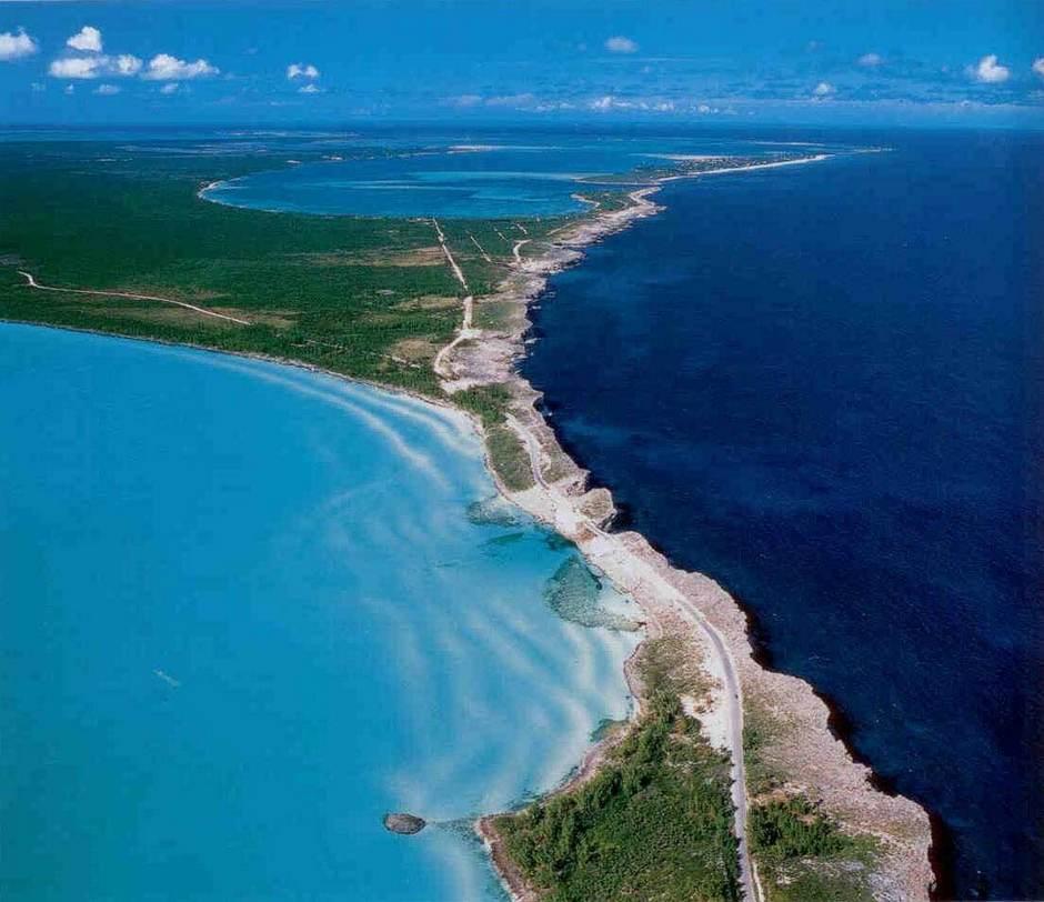 Caribbean Islands: Caribbean Meets The Atlantic In Eleuthera Bahamas