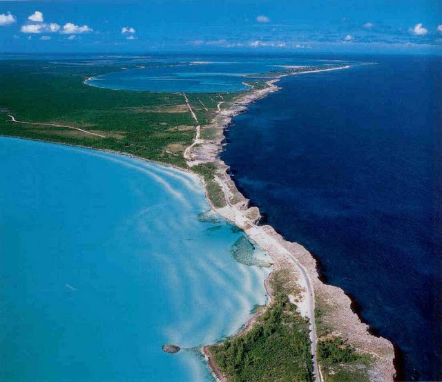 Caribbean Islands: Caribbean Meets The Atlantic In Eleuthera Bahamas