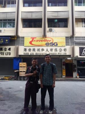 Traveller@SG