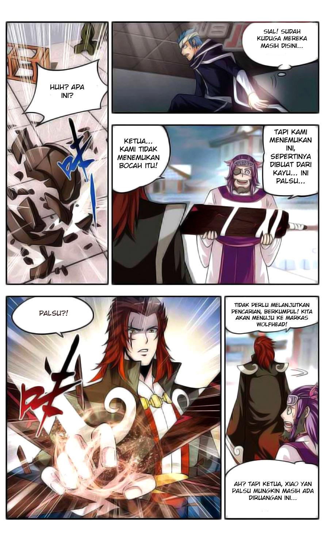 Battle Through the Heavens Chapter 31-47