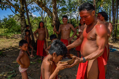 4 Photos: The Lives Of Amazonian Waiapi Tribe As They Battle Against Extinction Lifestyle