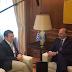 Τα tweets του Μοσκοβισί για την επίσκεψή του στην Ελλάδα