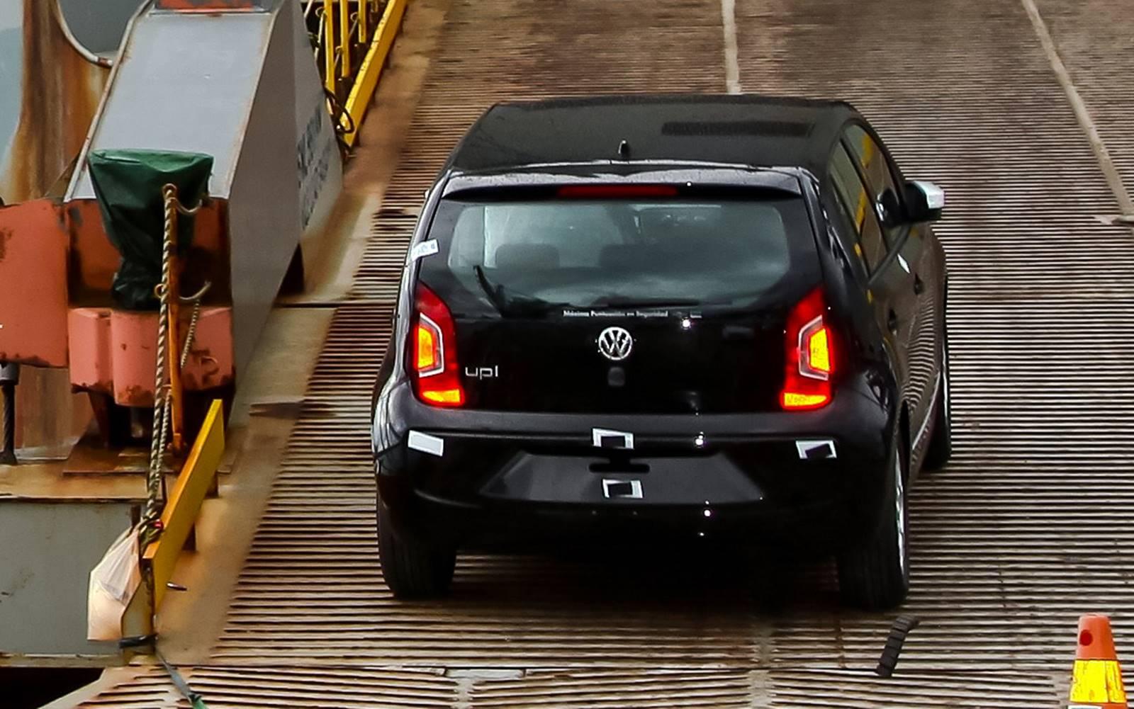 Exportação de veículos - Brasil
