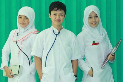 Model Baju Dinas Hamil Perawat