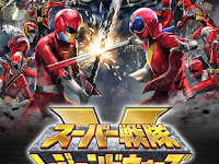 Download Legend Wars Super sentai Mod v1.8.0 Apk Update Terbaru