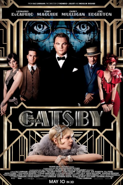 The Great Gatsby, Directed by Baz Luhrmann
