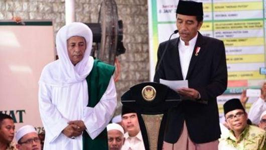 LSI Denny JA: Elektabilitas Jauh, Jokowi Menang Pilpres 2019