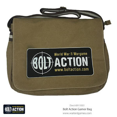 Bolt Action bag