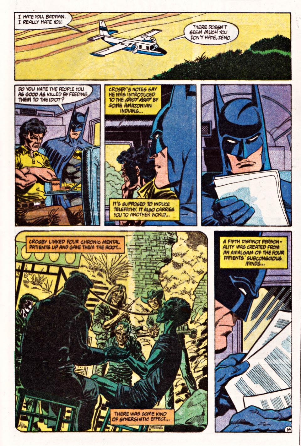 Detective Comics (1937) 639 Page 14