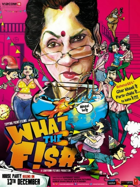What A Fish 2014 DVDScr 700mb Download Watch Online