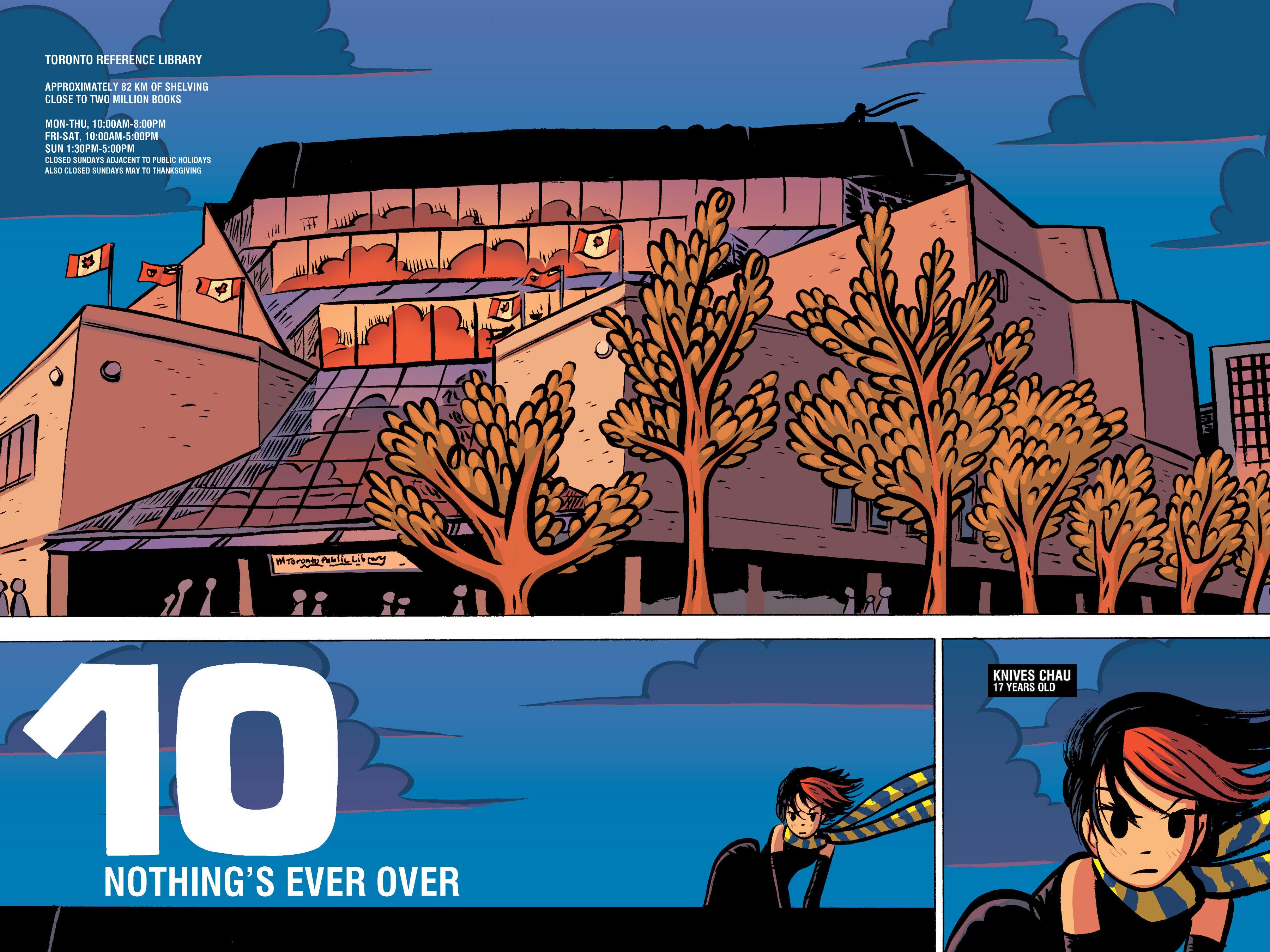 Read online Scott Pilgrim comic -  Issue #2 - 124