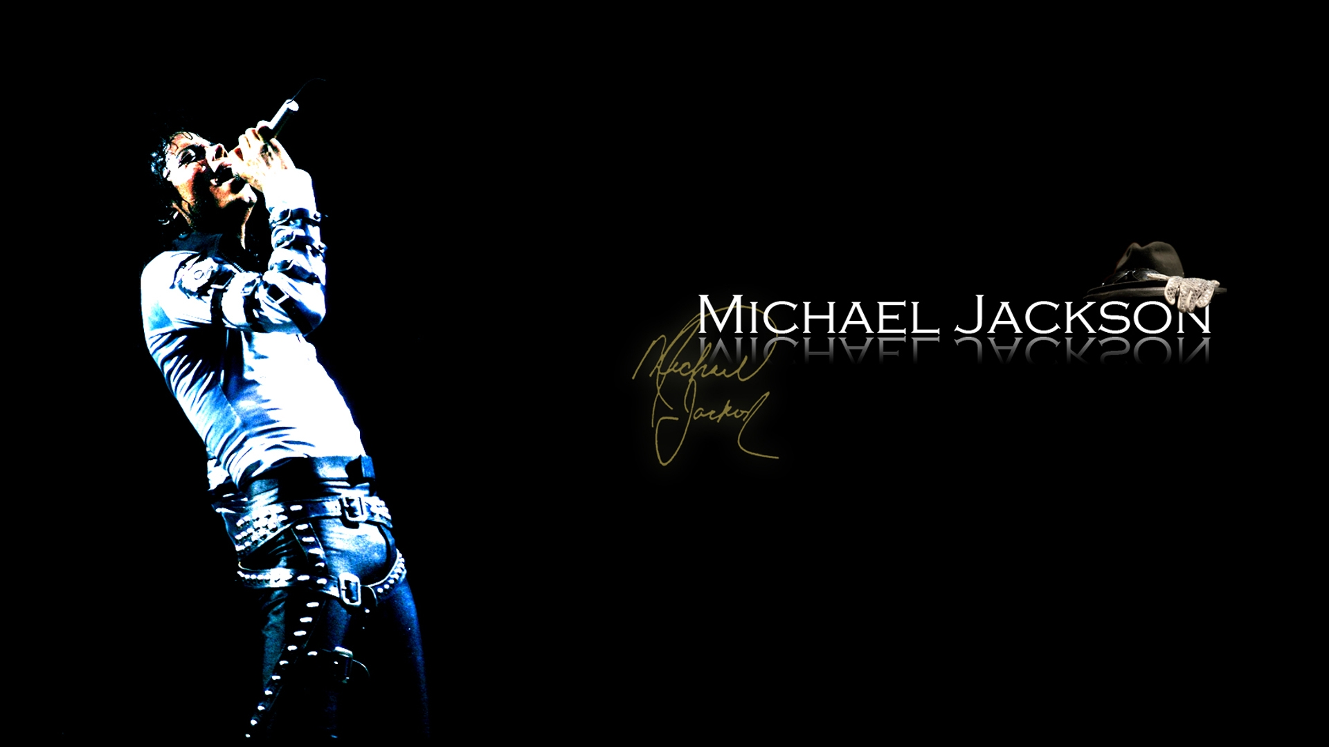 Michael Jackson The Legend - Wallpapers ~ CrackModo
