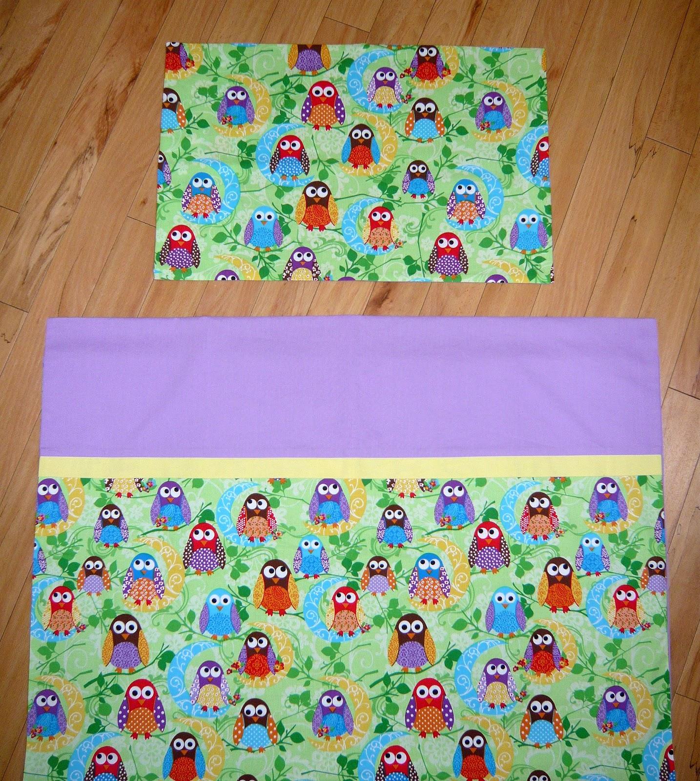 Kleines Ich By Eva Anleitung Kinderbettwäsche Nähen