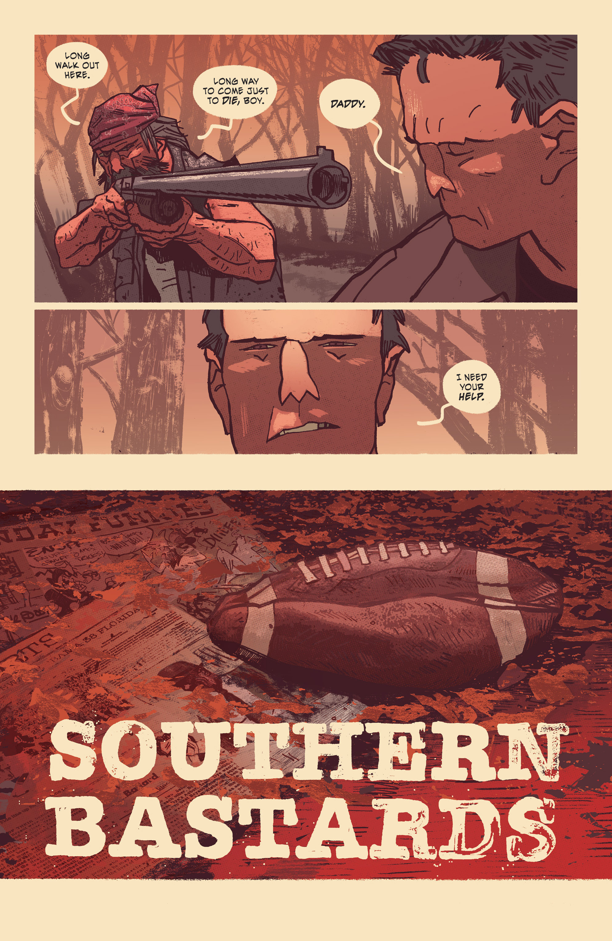 Read online Southern Bastards comic -  Issue #8 - 4