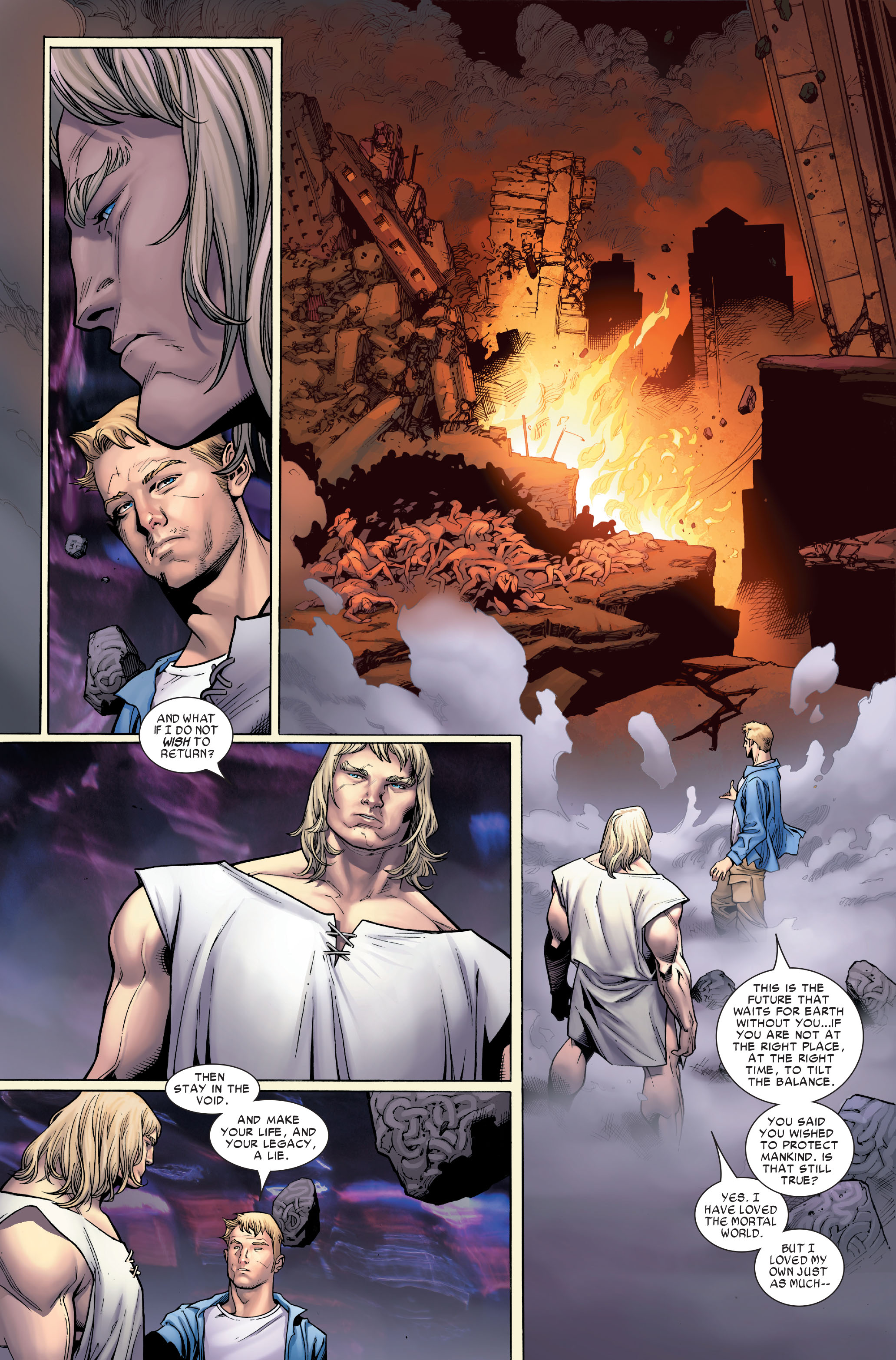 Thor (2007) Issue #1 #1 - English 11