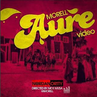 "VIDEO: MORELL- ""Aure"""