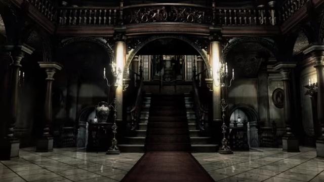 Resident Evil: Herrenhaus