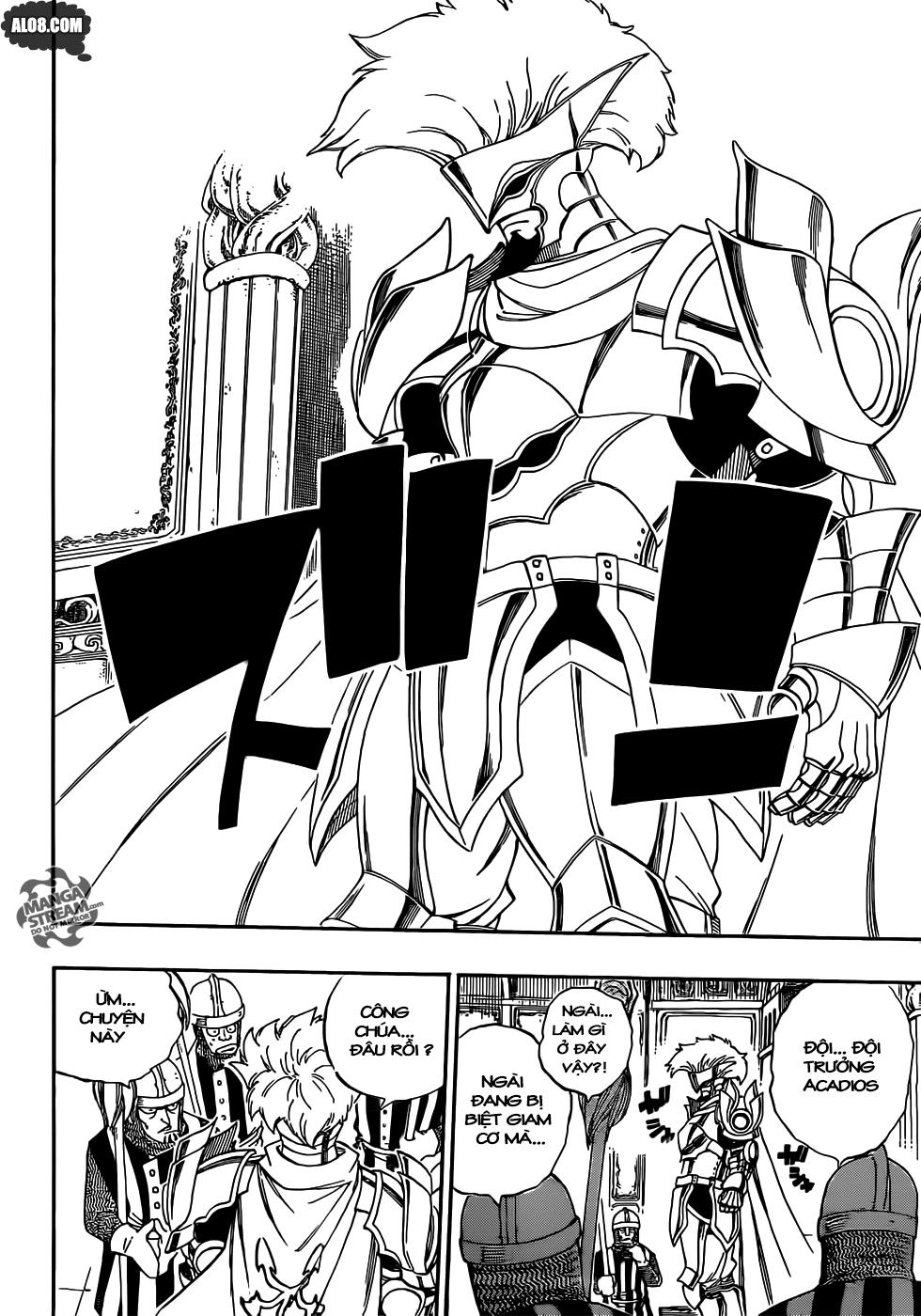 Fairy Tail chap 319 trang 17
