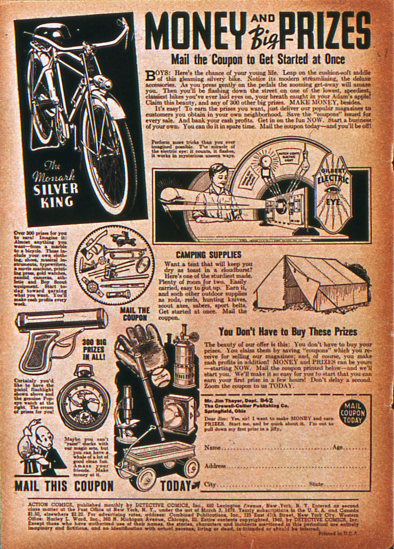 Action Comics (1938) 24 Page 2