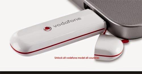 Unlock Vodafone K3772 K3773 K3806 K3V3 K4201 K4203 K4203I K4305