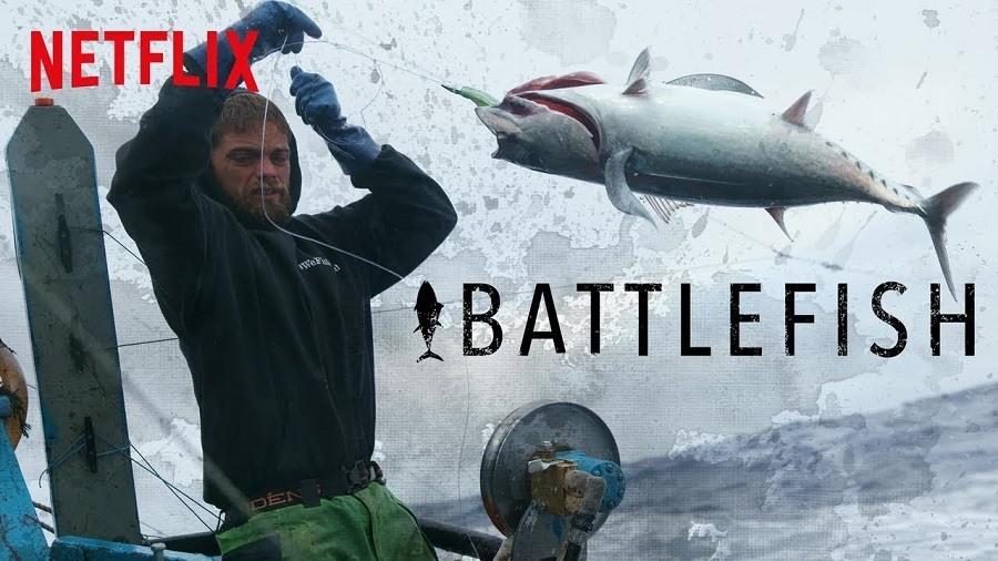 Imagens Pesca Implacável - Netflix