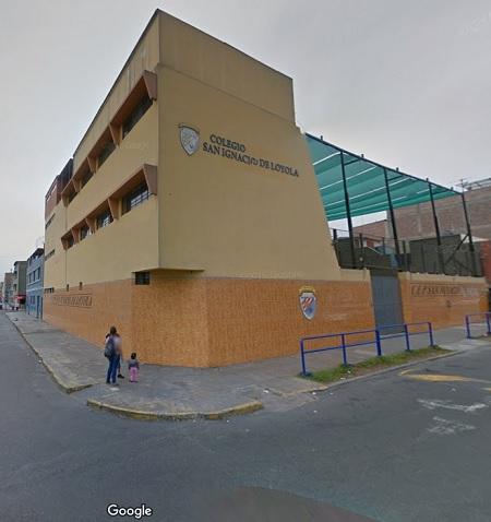 Escuela SAN IGNACIO DE LOYOLA - Lima Cercado