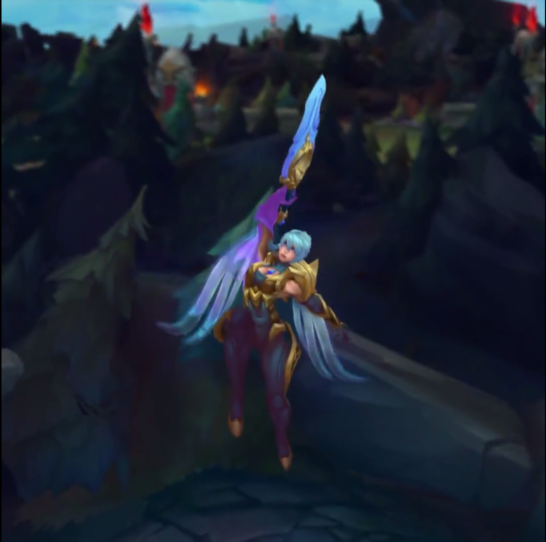 Surrender At 20 Pbe Preview New Riven And Yasuo Skins