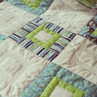 Quilt - Patworkdecke