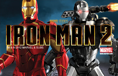 Iron Man 2 Slot by Playtech