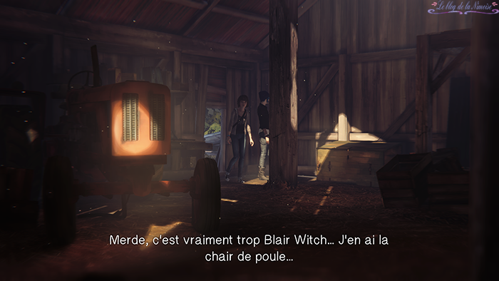 LIFE IS STRANGE JEU VIDEO BLOG NIMOISE NIMES 07