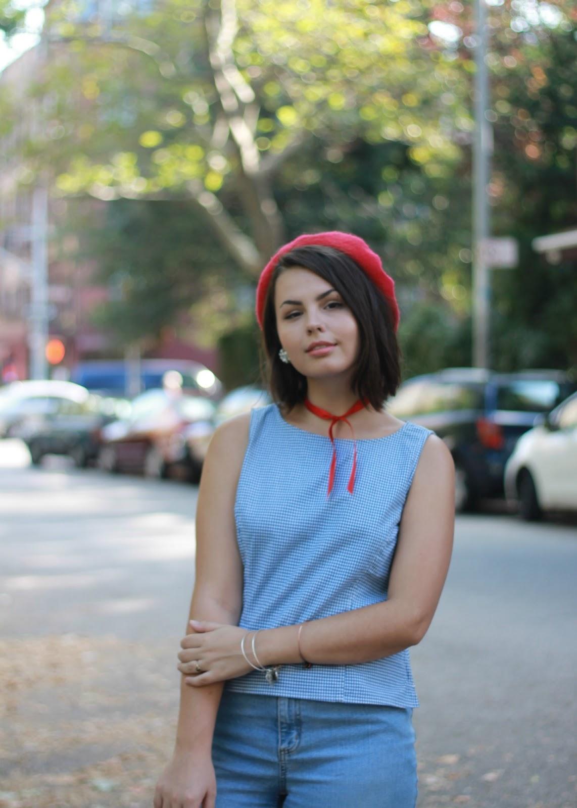Fashion Blogger Beret | Someone Lke You
