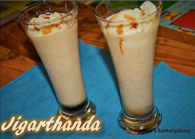 JIGARTHANDA (MADURAI SPECIAL) - BEAT THE HEAT - SUMMER COOLANT RECIPES