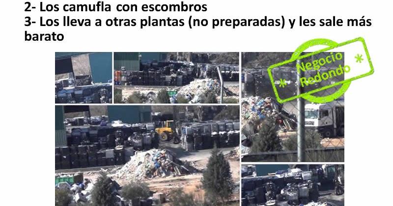 EQUO pide una investigación sobre el tráfico ilegal de residuos  industriales y peligrosos  19b6fc8bab1