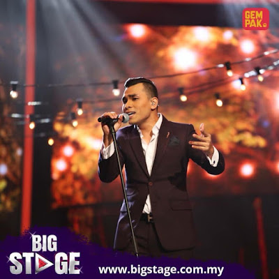 Live Streaming Big Stage Astro Minggu 5 [ 2.9.2018 ]
