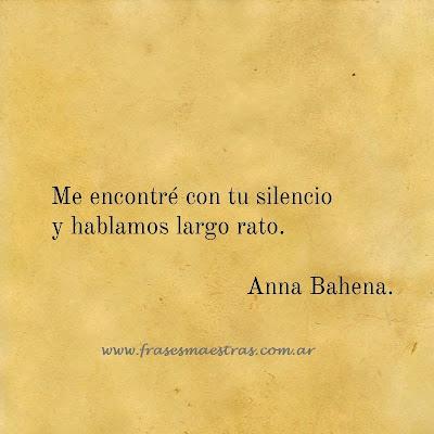 frases de Ana Bahena