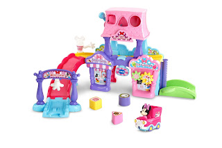 VTech Minnie Ice Cream Parlour