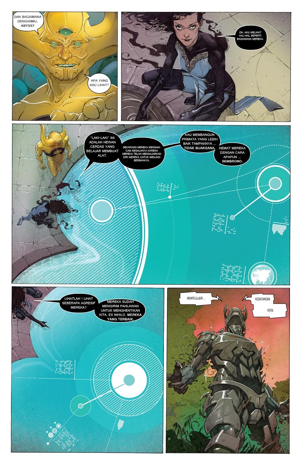 komik amerika bahasa indonesia avengers 1