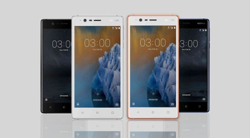 Nokia 3 Android - Price, Features, and Full Phone Specifications