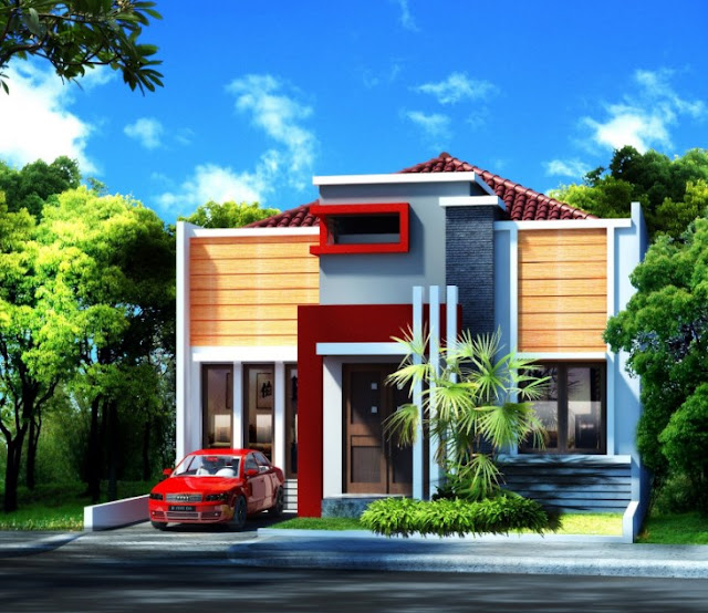 Rumah Idaman Sederhana Modern