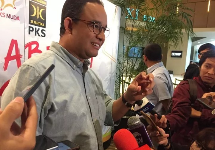 Sekda DKI Diperiksa KPK, Anies: Jelaskan Semuanya, Jangan Ada yang Ditutupi!