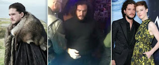 Game of Thrones star Kit Harington is booted out of a New York City bar after a drunken pool table row turns nasty (photos + Video)