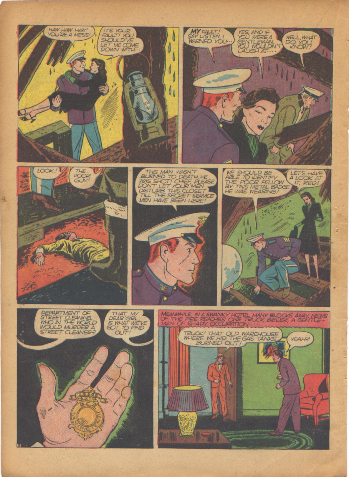 Read online All-Star Comics comic -  Issue #2 - 38