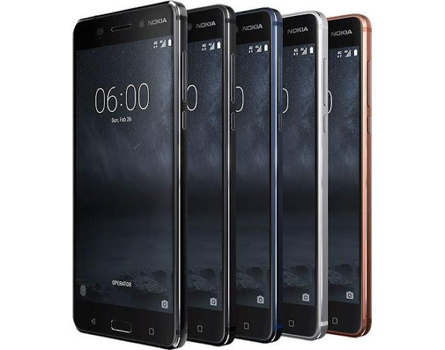 Nokia 3, Nokia 5, dan Nokia 6 Akan Lakukan Penjualan Global pada Bulan Juni