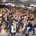 Acuden miles de personas a bailar en la Expoferia Valladolid