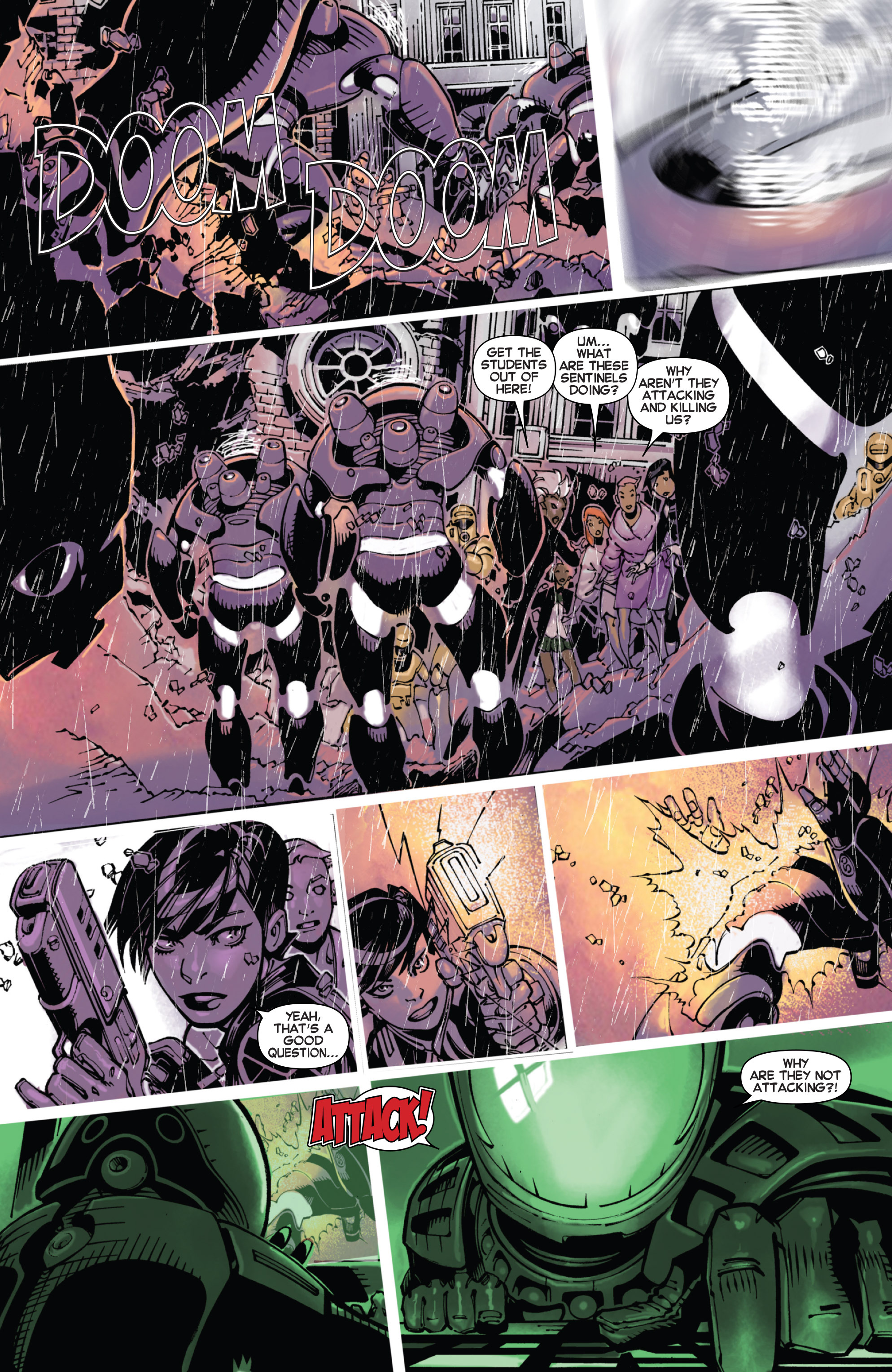 Read online Uncanny X-Men (2013) comic -  Issue # _TPB 4 - vs. S.H.I.E.L.D - 70