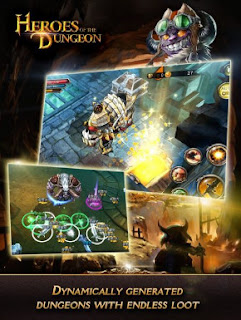 Exclusive - Heroes Of The Dungeon v 4.0.2 (+4 MOD)