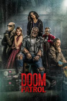 Doom Patrol 1ª Temporada Torrent – WEB-DL 720p/1080p Dual Áudio