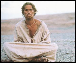 La última tentación de Cristo, de Martin Scorsese