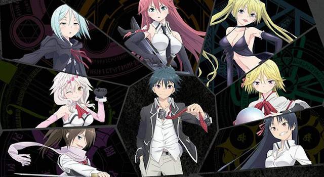 Trinity Seven BD Episode 01 – 12+OVA Subtitle Indonesia