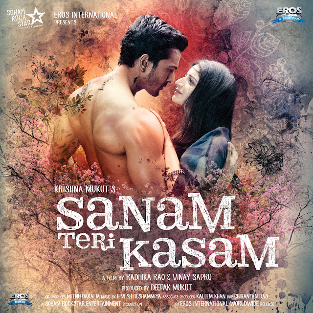 Sanam Teri Kasam Review : Not up to the mark